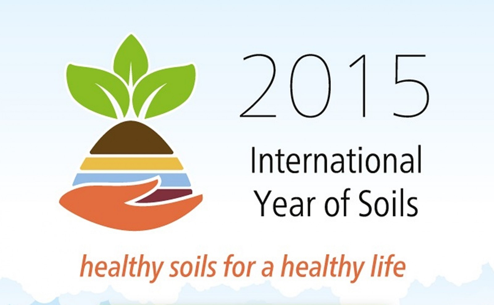 Intl Year of Soils 2015 Logo