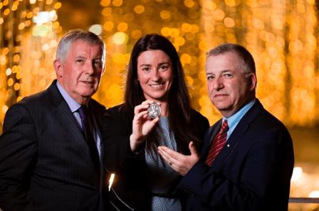 Walsh Fellowship Award Winners, November 2015